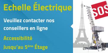 tarifs location monte meuble Paris